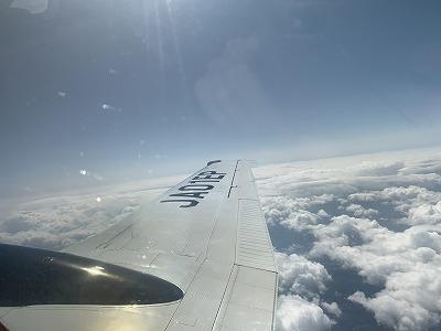 プライベートジェットで大阪から仙台へ!