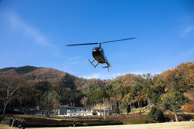 ヘリで行ける奥琵琶湖のプライベートホテル「ロテル・デュ・ラク」